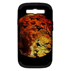 Mars Samsung Galaxy S Iii Hardshell Case (pc+silicone) by Valentinaart