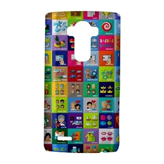 Exquisite Icons Collection Vector Lg G4 Hardshell Case by BangZart