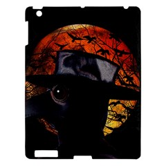Bird Man  Apple Ipad 3/4 Hardshell Case by Valentinaart