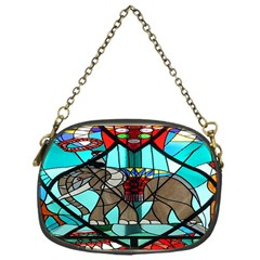 Elephant Stained Glass Chain Purses (one Side)  by BangZart