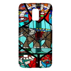 Elephant Stained Glass Galaxy S5 Mini by BangZart