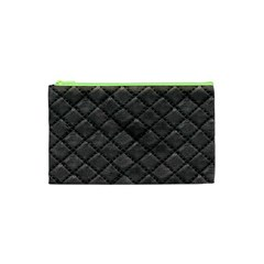 Seamless Leather Texture Pattern Cosmetic Bag (xs) by BangZart