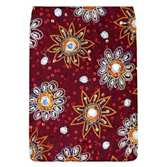 India Traditional Fabric Flap Covers (l)