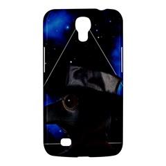 Bird Man  Samsung Galaxy Mega 6 3  I9200 Hardshell Case by Valentinaart