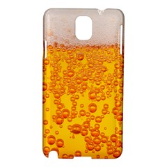 Beer Alcohol Drink Drinks Samsung Galaxy Note 3 N9005 Hardshell Case by BangZart