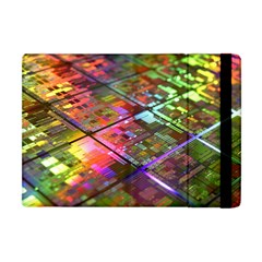 Technology Circuit Computer Apple Ipad Mini Flip Case by BangZart