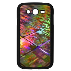 Technology Circuit Computer Samsung Galaxy Grand Duos I9082 Case (black) by BangZart