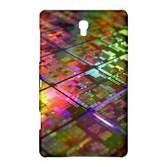 Technology Circuit Computer Samsung Galaxy Tab S (8 4 ) Hardshell Case  by BangZart