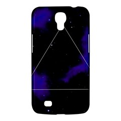 Space Samsung Galaxy Mega 6 3  I9200 Hardshell Case by Valentinaart
