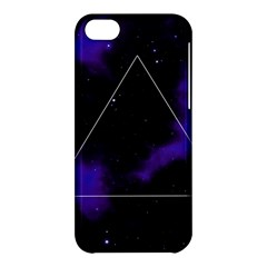 Space Apple Iphone 5c Hardshell Case by Valentinaart