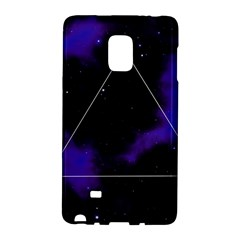 Space Galaxy Note Edge by Valentinaart