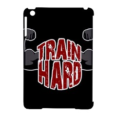 Train Hard Apple Ipad Mini Hardshell Case (compatible With Smart Cover) by Valentinaart