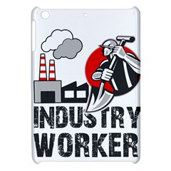 Industry Worker  Apple Ipad Mini Hardshell Case by Valentinaart