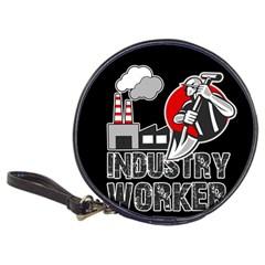 Industry Worker  Classic 20 Cd Wallets by Valentinaart