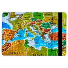 World Map Ipad Air 2 Flip by BangZart