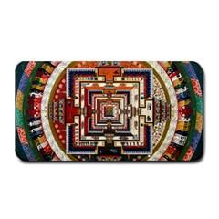 Colorful Mandala Medium Bar Mats by BangZart