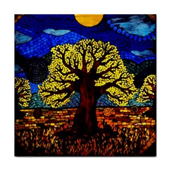 Tree Of Life Face Towel