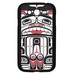 Ethnic Traditional Art Samsung Galaxy Grand Duos I9082 Case (black)
