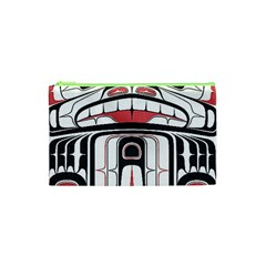 Ethnic Traditional Art Cosmetic Bag (xs) by BangZart