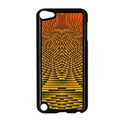 Fractal Pattern Apple Ipod Touch 5 Case (black) by BangZart