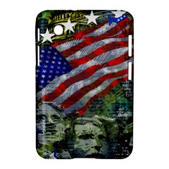 Usa United States Of America Images Independence Day Samsung Galaxy Tab 2 (7 ) P3100 Hardshell Case  by BangZart