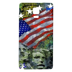 Usa United States Of America Images Independence Day Galaxy Note 4 Back Case by BangZart