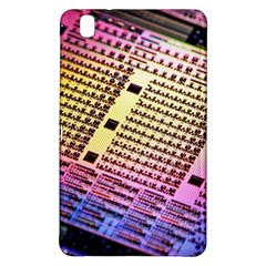 Optics Electronics Machine Technology Circuit Electronic Computer Technics Detail Psychedelic Abstra Samsung Galaxy Tab Pro 8 4 Hardshell Case by BangZart