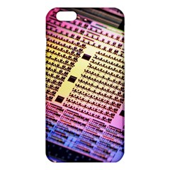 Optics Electronics Machine Technology Circuit Electronic Computer Technics Detail Psychedelic Abstra Iphone 6 Plus/6s Plus Tpu Case by BangZart