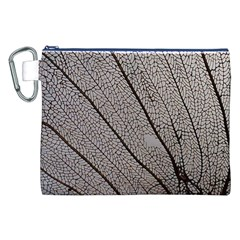Sea Fan Coral Intricate Patterns Canvas Cosmetic Bag (xxl) by BangZart