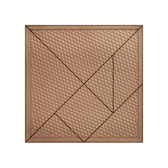 Tooling Patterns Acrylic Tangram Puzzle (4  X 4 ) by BangZart