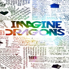 Imagine Dragons Quotes Magic Photo Cubes by BangZart