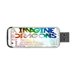 Imagine Dragons Quotes Portable Usb Flash (one Side) by BangZart