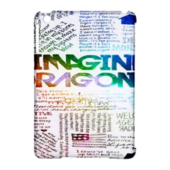 Imagine Dragons Quotes Apple Ipad Mini Hardshell Case (compatible With Smart Cover) by BangZart