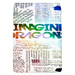 Imagine Dragons Quotes Flap Covers (l)  by BangZart