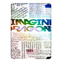 Imagine Dragons Quotes Samsung Galaxy Tab S (10 5 ) Hardshell Case  by BangZart