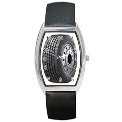 Tire Barrel Style Metal Watch by BangZart