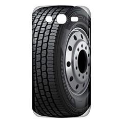 Tire Samsung Galaxy Mega 5 8 I9152 Hardshell Case  by BangZart