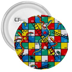 Snakes And Ladders 3  Buttons by BangZart