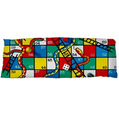 Snakes And Ladders Body Pillow Case (dakimakura) by BangZart