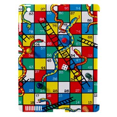 Snakes And Ladders Apple Ipad 3/4 Hardshell Case (compatible With Smart Cover) by BangZart