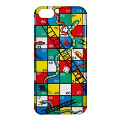 Snakes And Ladders Apple Iphone 5c Hardshell Case by BangZart