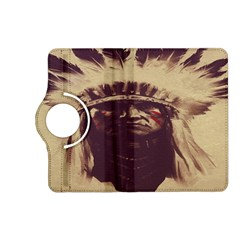 Indian Kindle Fire Hd (2013) Flip 360 Case by BangZart