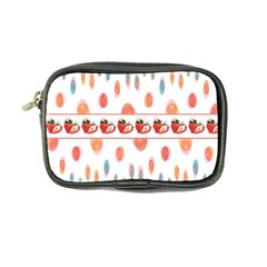 Strawberries Coin Purse by SuperPatterns