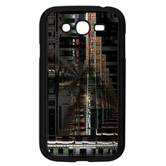 Blacktechnology Circuit Board Electronic Computer Samsung Galaxy Grand Duos I9082 Case (black) by BangZart