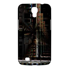Blacktechnology Circuit Board Electronic Computer Samsung Galaxy Mega 6 3  I9200 Hardshell Case by BangZart