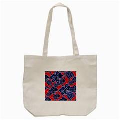 Batik Background Vector Tote Bag (cream) by BangZart