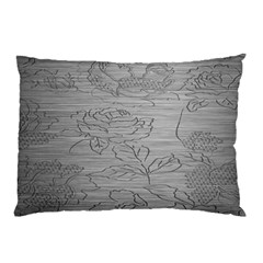 Embossed Rose Pattern Pillow Case (two Sides) by BangZart