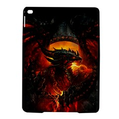 Dragon Legend Art Fire Digital Fantasy Ipad Air 2 Hardshell Cases by BangZart