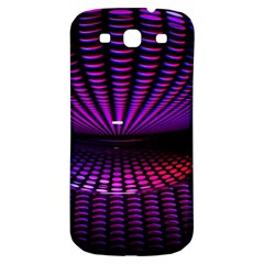 Glass Ball Texture Abstract Samsung Galaxy S3 S Iii Classic Hardshell Back Case by BangZart