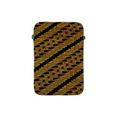 Traditional Art Indonesian Batik Apple Ipad Mini Protective Soft Cases by BangZart